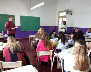 Lanzamiento de los programas Ayuda a escuelas rurales y Capacitación docente 2018