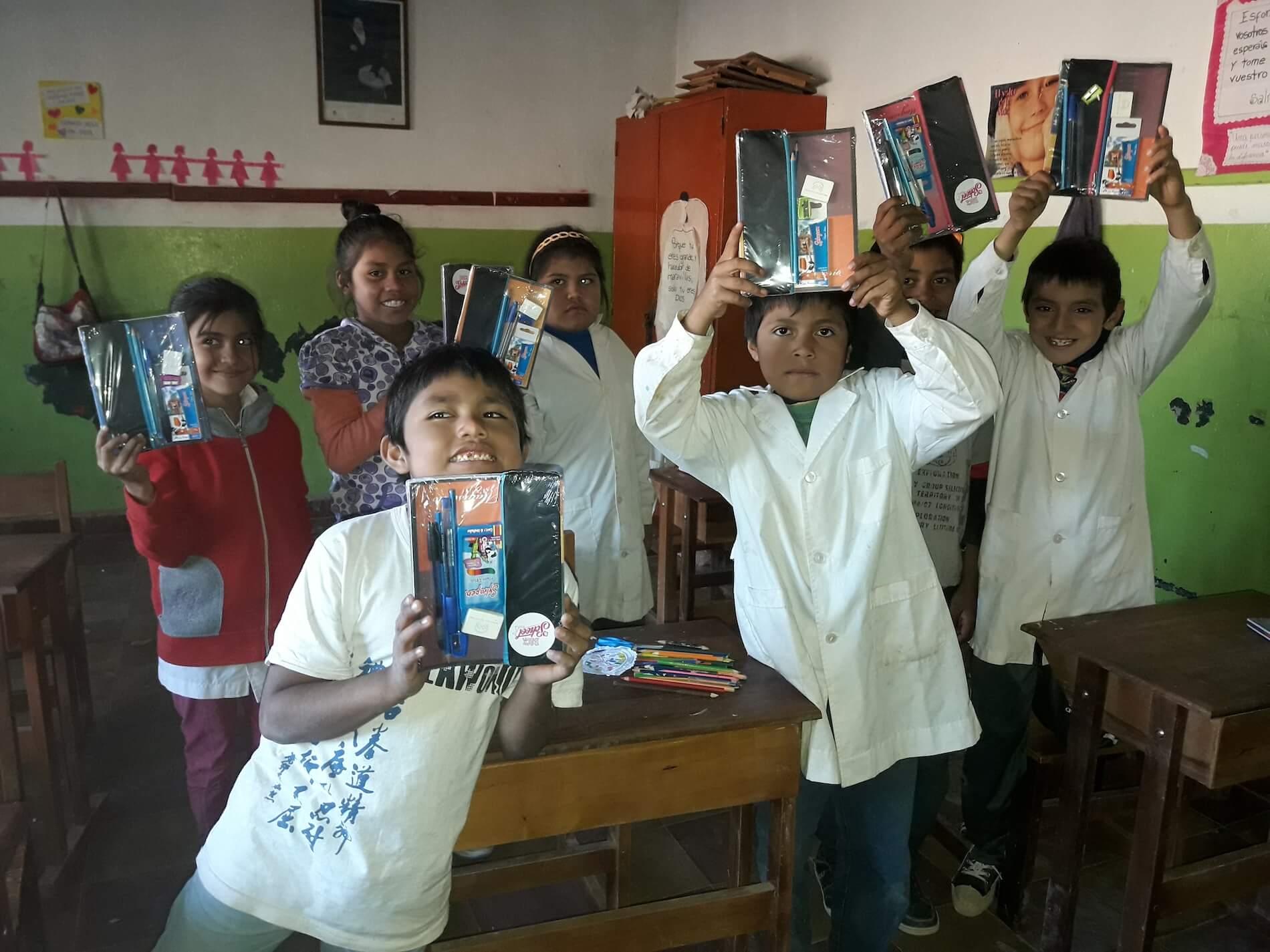 Ayuda inmediata Fundacion Escolares 4