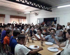 Escuela 587 - Fundacion Escolares 4