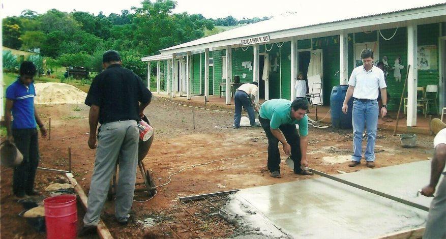 Programa de Ayuda a Escuelas Rurales